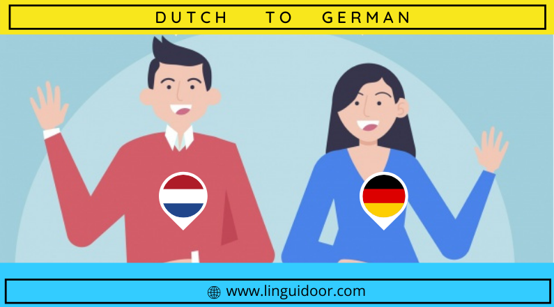 Dutch to German Translation Services