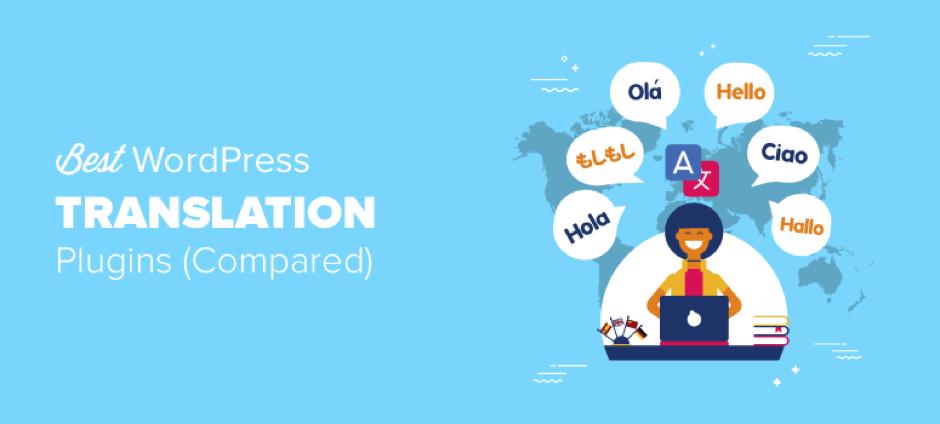 Best WordPress Translation Plugins for Multilingual Websites